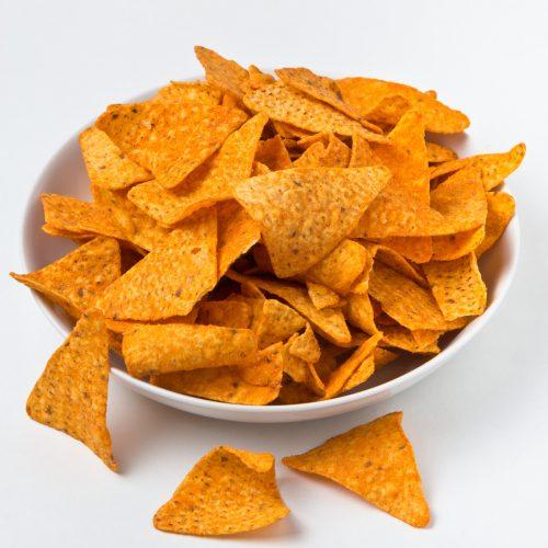 Dorweedos: cannabis infused nacho chips
