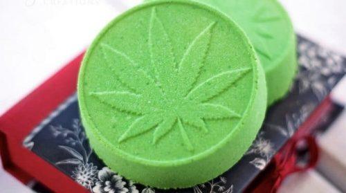 Green CBD bath bombs for fibromyalgia Recipe