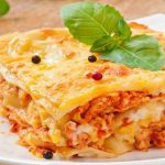 Weed infused lasagna Recipe with cannabutter