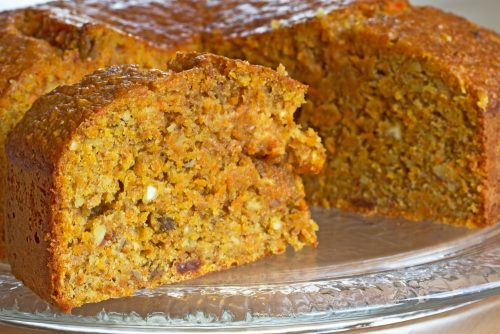 Cannabis carrot cake Recipe