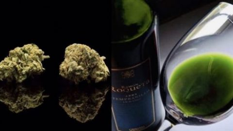 Weed Wine: Recipe and Instructions