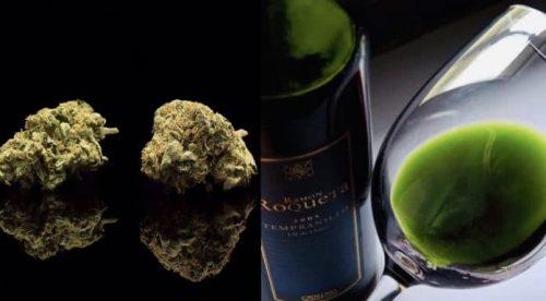 Cannabis infused wine recipe