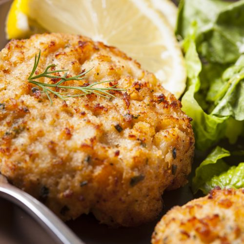 How to Make Cannabis Crab Cakes