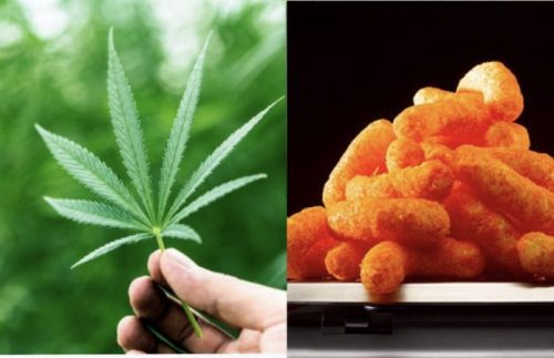 Weed infused Cheetos recipe