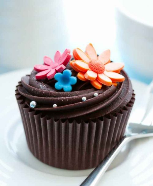 Weed infused Chocolate cupcakes recipe