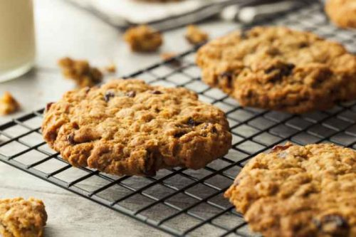 Weed oatmeal cookies recipes with cannabutter