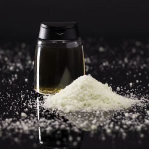 Cannabis sugar recipe made from THC tincture