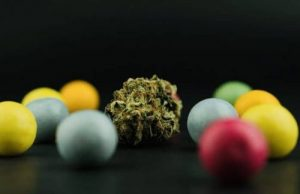 Cannabis top strains paired with weed edibles