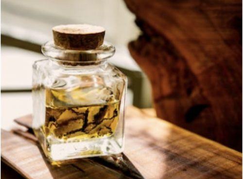 Cannabis infused truffle oil Recipe