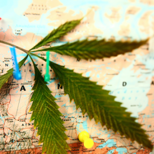 Weed map of Canada, Weed legalization Canada, Weed in Canada