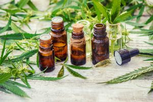 varieties of cannabis extracts