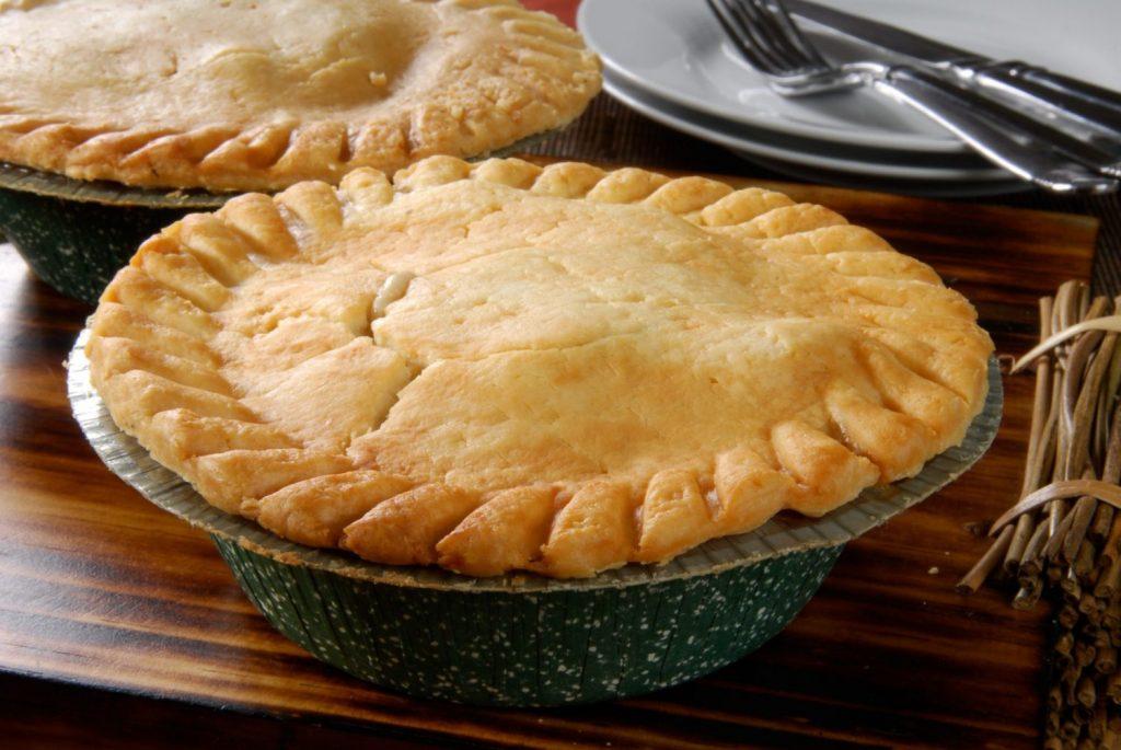 weed pot pies