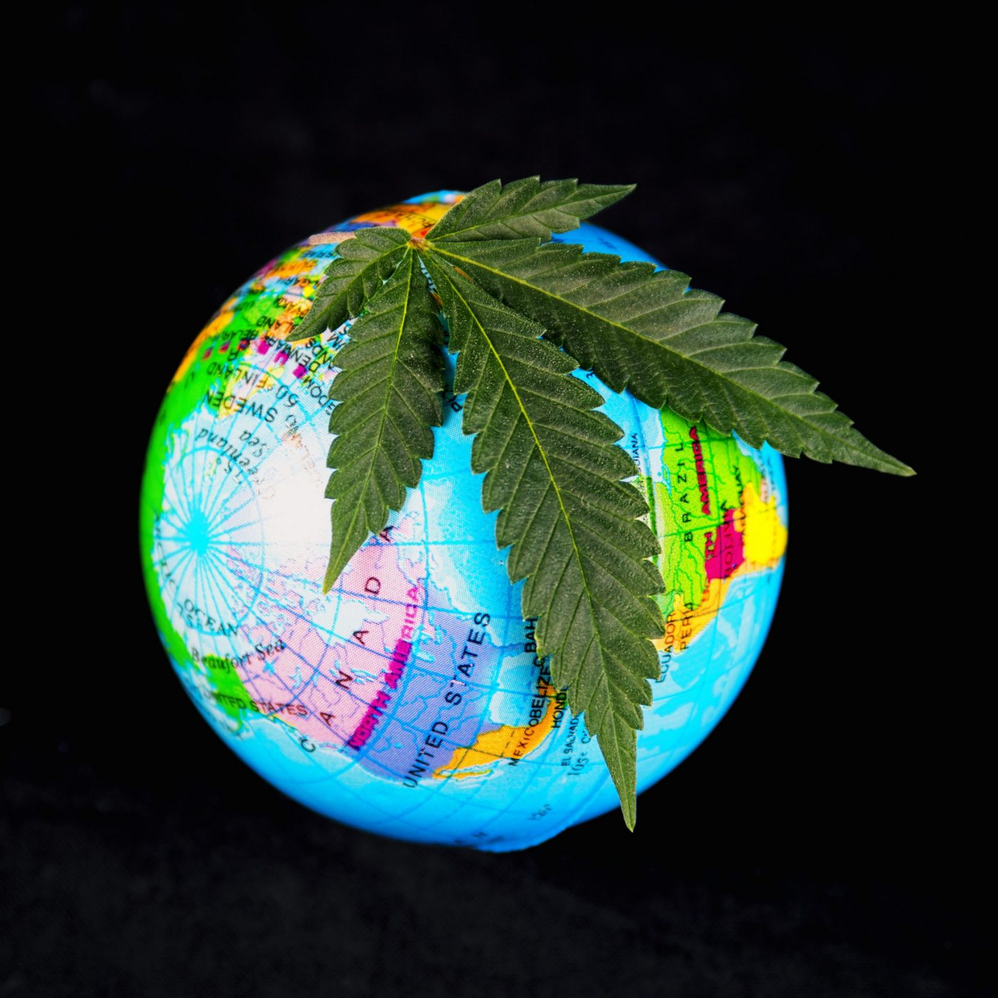 where cannabis is legal in the world