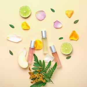 variety of cannabis perfumes