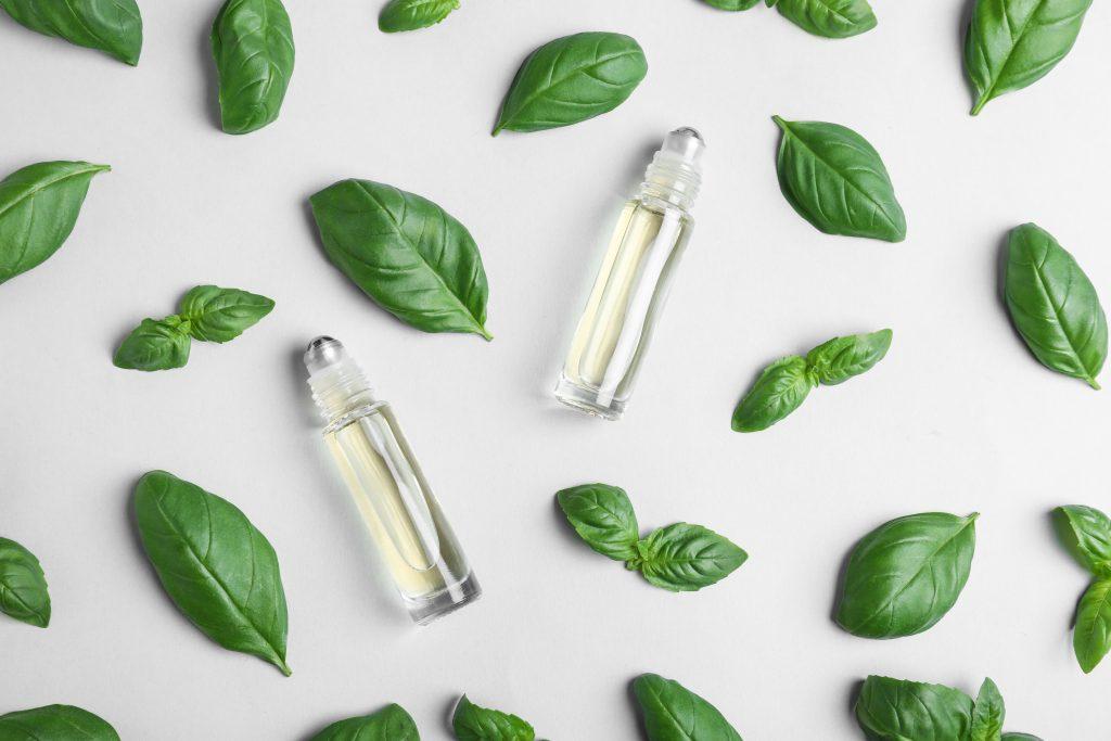 weed perfume with jojoba