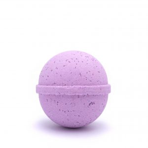 UDEA 100mg lavender CBD Bath bomb ball