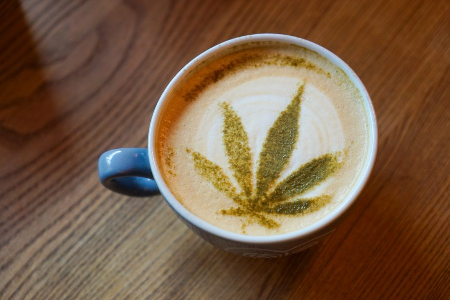 cannabis coffee,coffee