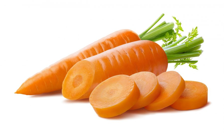 weed carrots