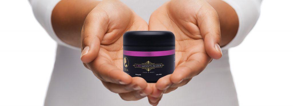 Cbd moisturizing cream for face