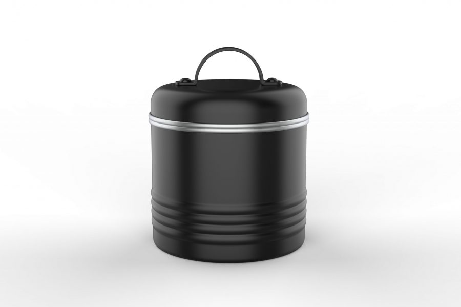 Cannabis-Container