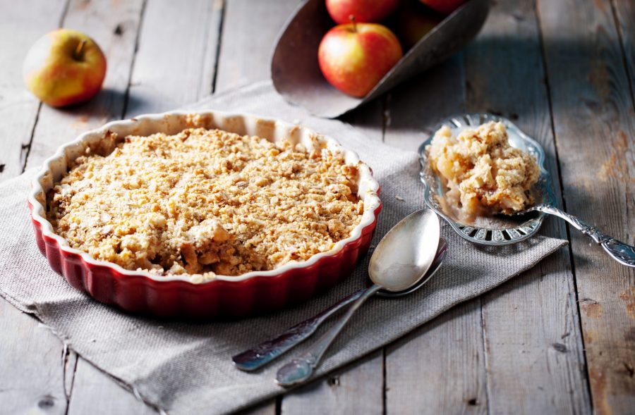 cannabis-apple-crisp