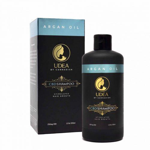 Luxury CBD Shampoo by UDEA