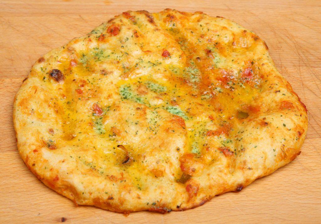 cannabis-garlic-mozarella-bread