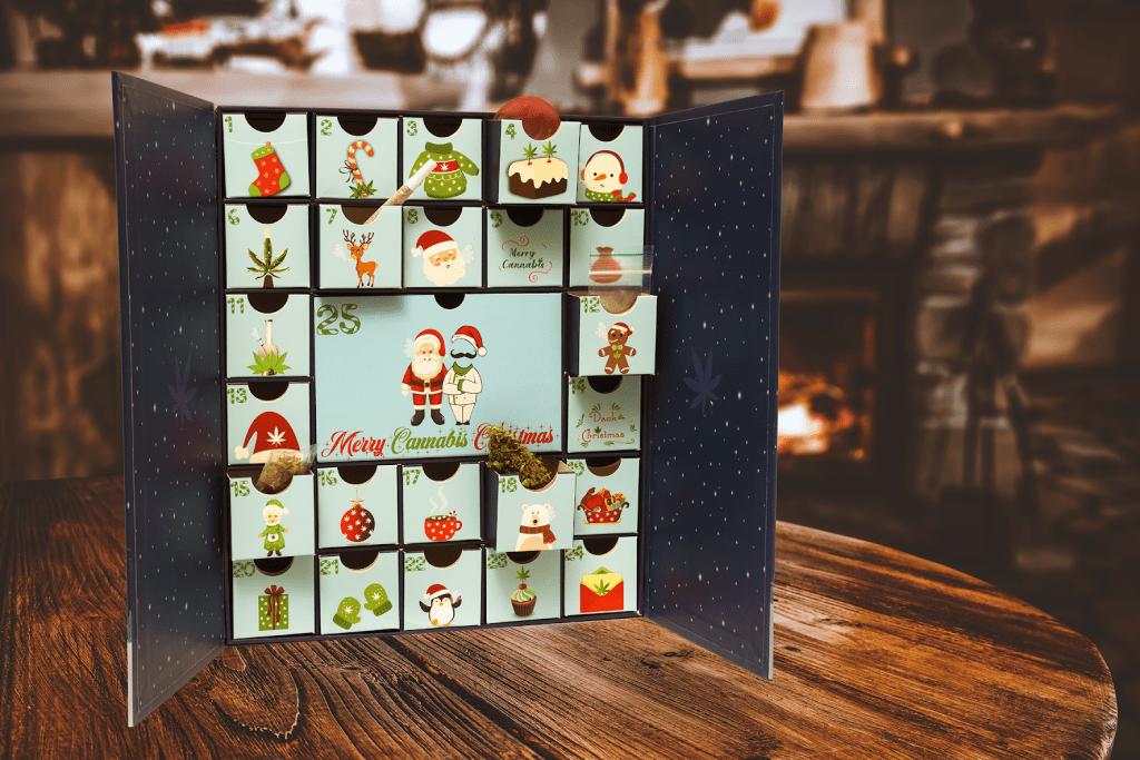 Christmas Cannabis Calendar