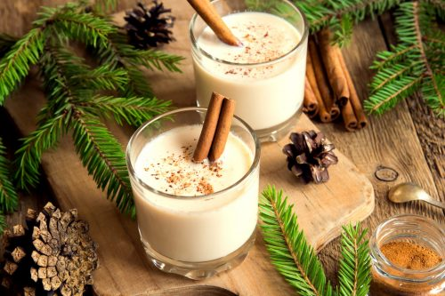 Cannabis-Egg-Nog