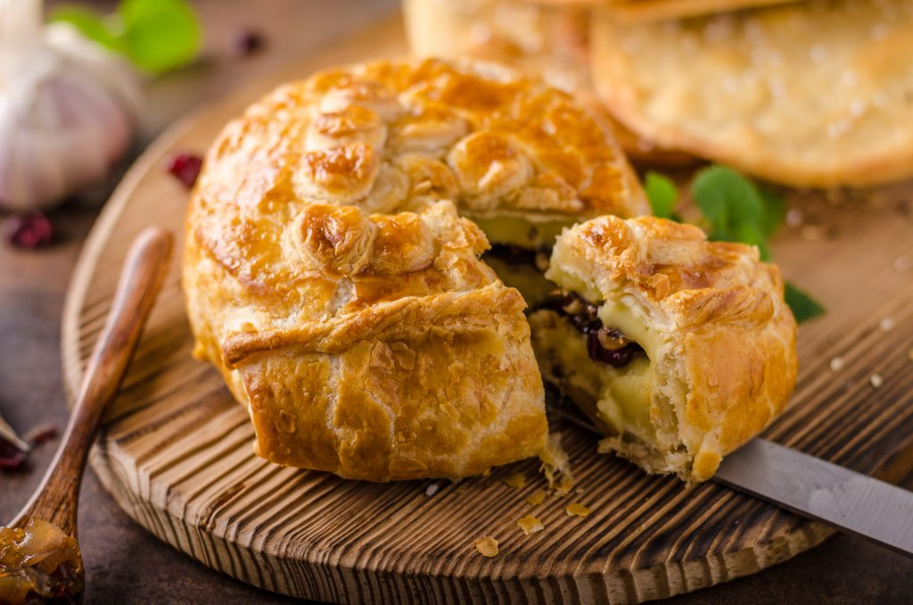brie-cranberry-cannabis-puffed-pastry