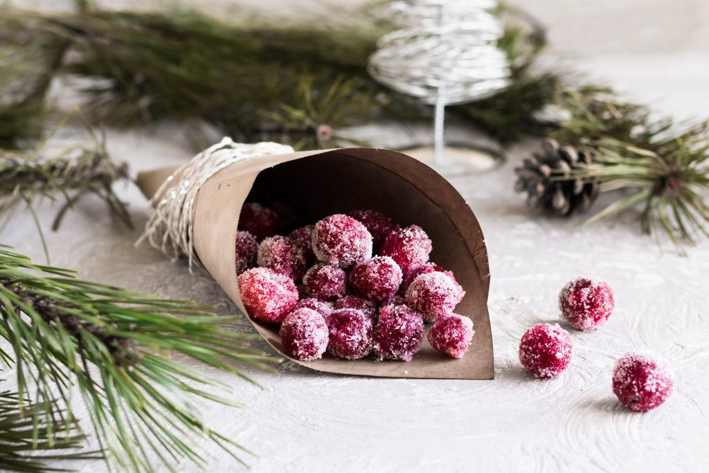 sparkling-cranberries
