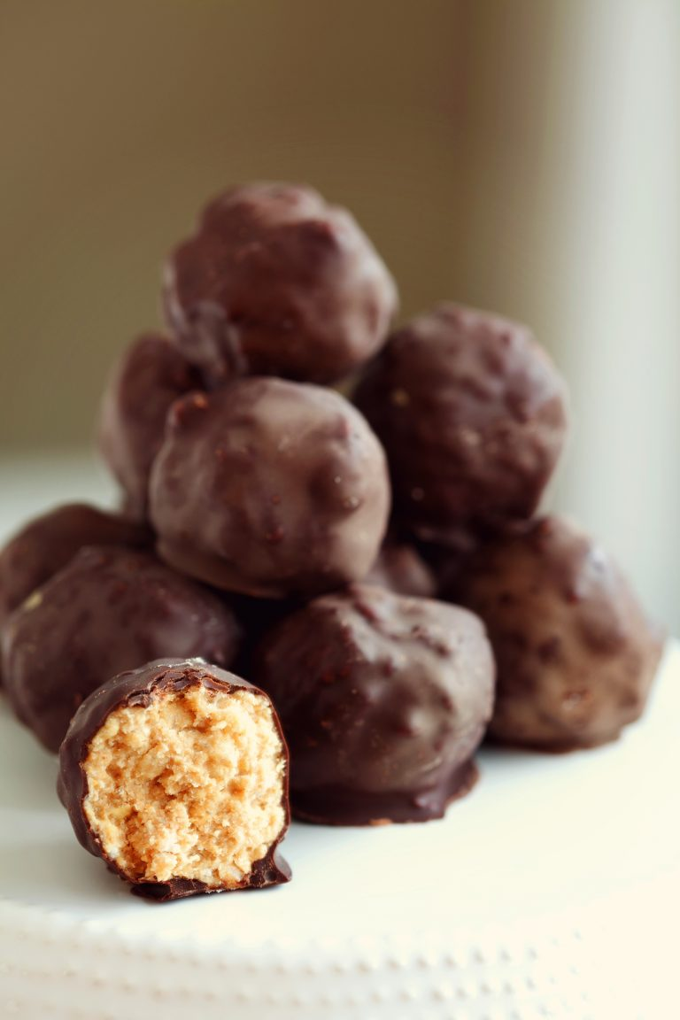weed peanut butter balls