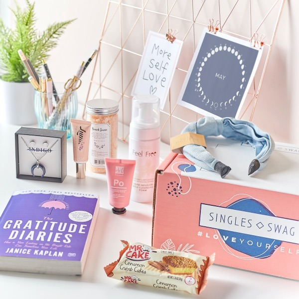 Singles Swag Subscription Box