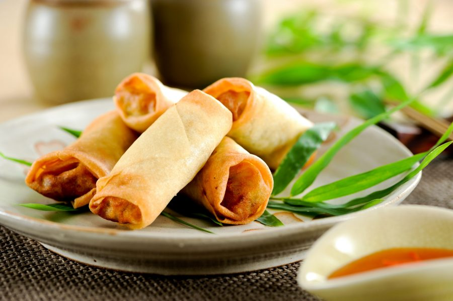 weed-spring-rolls
