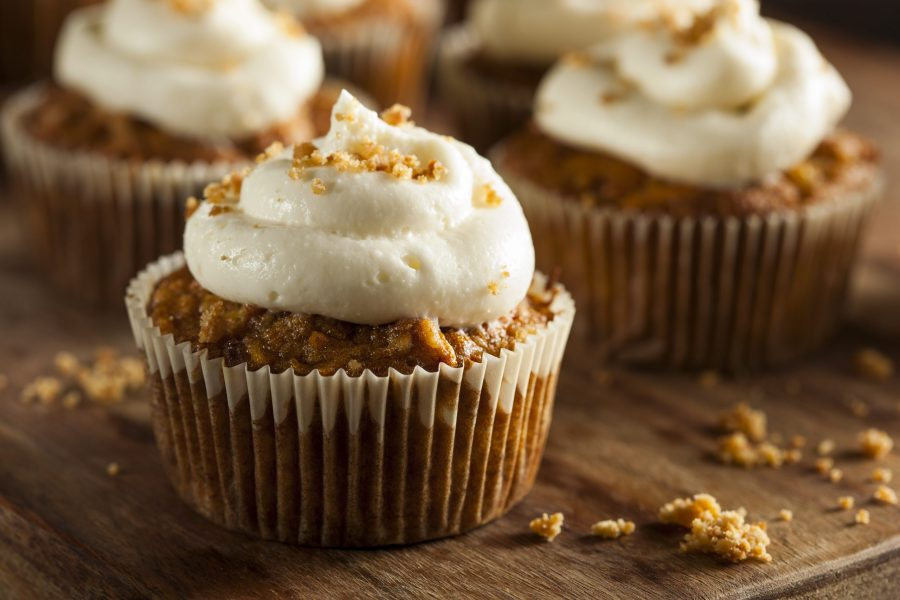 carrot-coconut-cannabis-cupcake