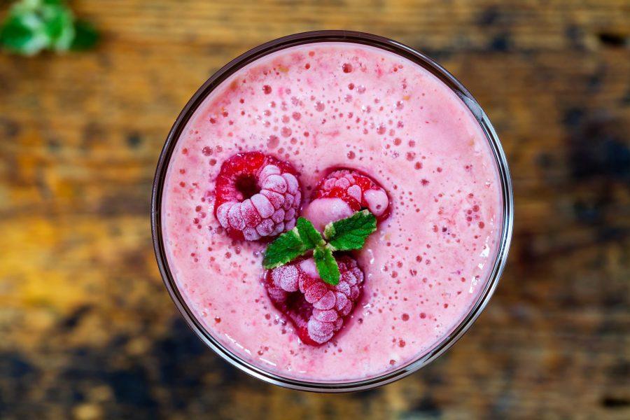 raspberry-coconut-smoothie
