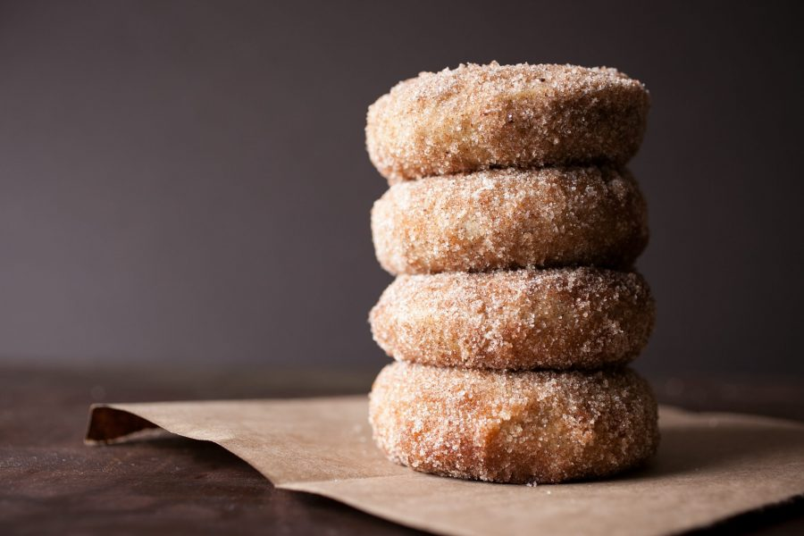 baked-donuts-with-weed
